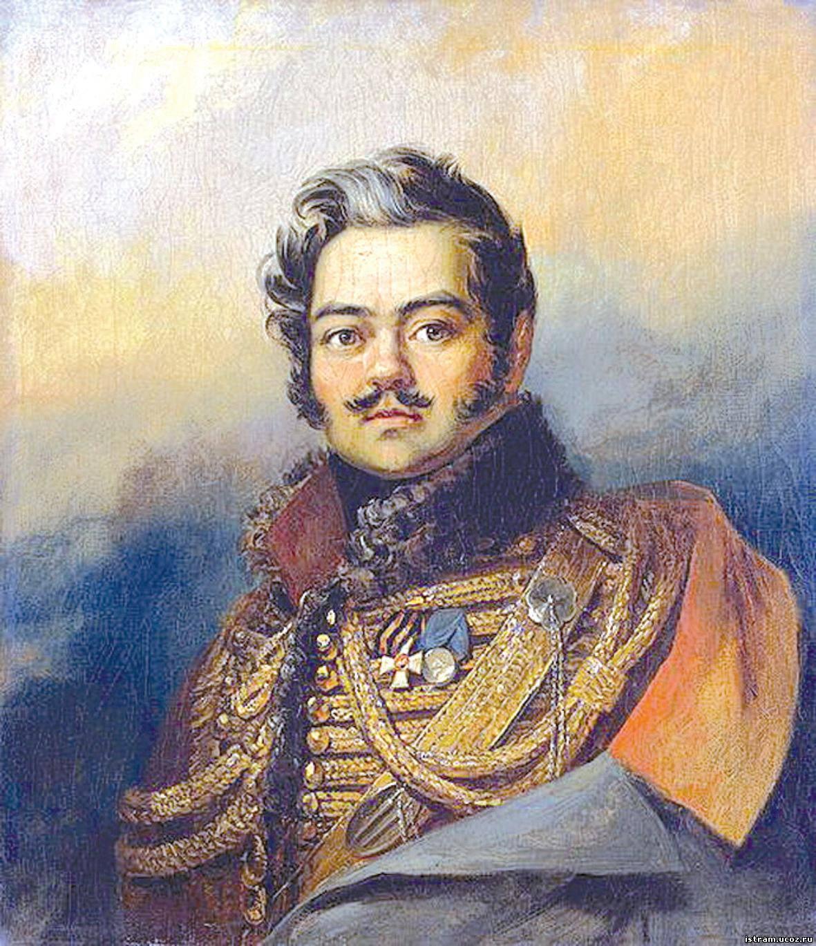 Картинки полководца дениса давыдова 3